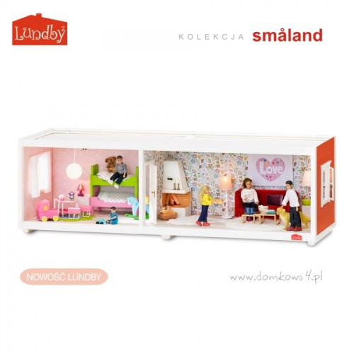 "Domek ""Smaland"" NEW - parter  Z/L/60.1015"