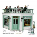 The Corner Shop - parter surowy Z/DHE/6255