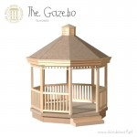 "Altana ""The Gazebo"" surowa"