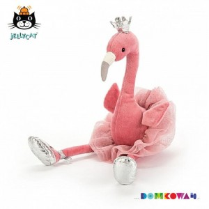 "JELLYCAT ""Flaming Baletnica"" MAŁA"