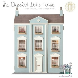 "Domek ""The Classical Dolls House"""