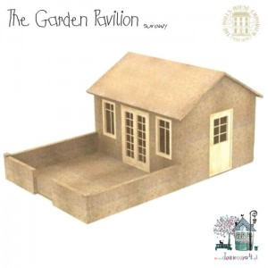 "Domek ""The Garden Pavilion"""