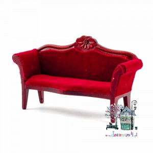 Sofa bordowa Z/SA/DF196