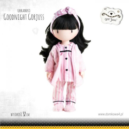 "Ubranko ""Goodnight Gorjuss""   Z/PR/74909"