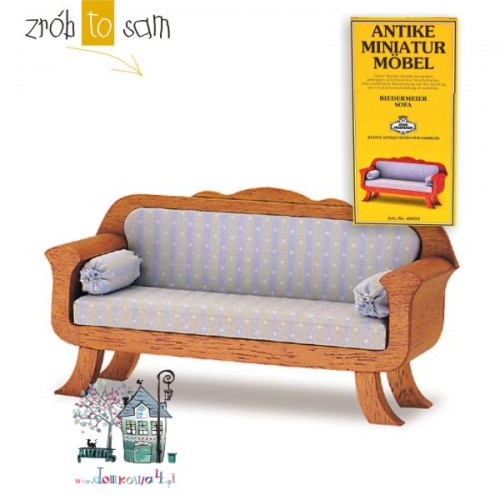 "Sofa ""Biedermeier"" DIY   Z/MM/40092"