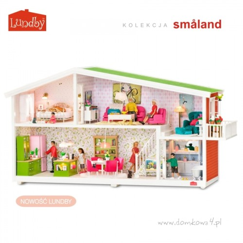 "Domek ""Smaland"" NEW   Z/L/60.1014"
