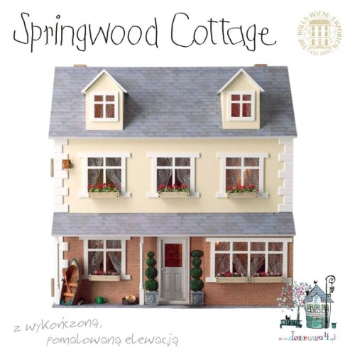 "Domek ""Springwood Cottage"" Z/DHE/1250"